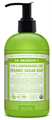 Dr. Bronner's Bio Nádcukros Szappan - Citromfű-Lime