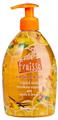 Fruisse Vanilla Kiss Folyékony Szappan Vanília És Narancs