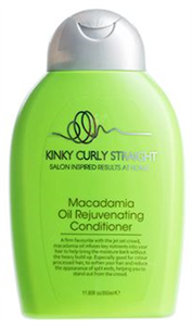 Kinky Curly Straight Macadamia Oil Rejuvenating Conditioner