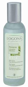 Logona Asia Deo Spray