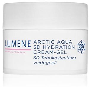 Lumene Artic Aqua 3D Hydration Cream-Gel Normál és Száraz Bőrre