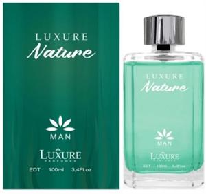 Luxure Nature Man EDT