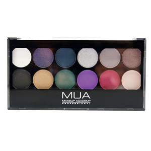 Makeup Academy 12 Shade Glamour Nights Palette