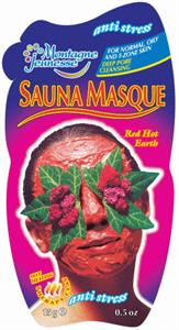 Montagne Jeunesse Sauna Maske