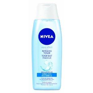 Nivea Aqua Effect Frissítő Arctonik Normál és Vegyes Bőrre