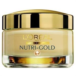 L'Oreal Nutri-Gold Extra-tápláló Gazdag Nappali Krém