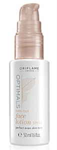 Oriflame Optimals Even Out Arcápoló Lotion SPF30
