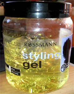 Rossmann Styling Gel Super Strong