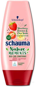 Schauma Nature Moments Eper, Banán, Chia Mag Hair Smoothie Hajbalzsam