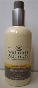 Wellness&Beauty Mangó&Papaya Testápoló
