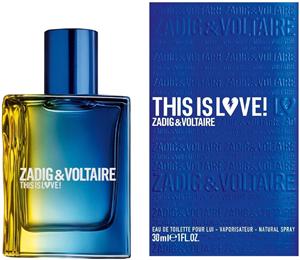 Zadig & Voltaire This Is Love! Pour Lui EDT