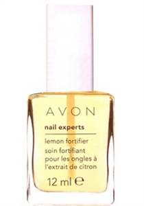 Avon Nail Experts Lemon Fortifier