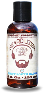 Beardilizer Beard Oil Collection - #12 Dirty South Bacon