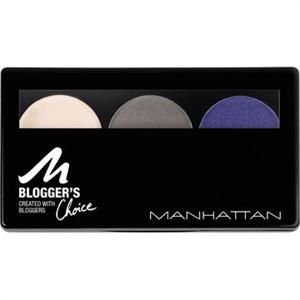 Manhattan Blogger's Choice 2014 Eyeshadow Palette