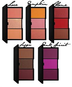Sleek Blush By 3 Vegan Arcpír Paletta