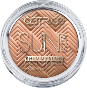 Catrice Sun Glow Shimmering Bronzosító Púder