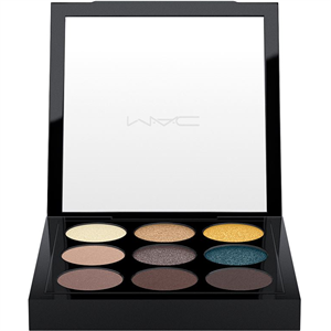 MAC Fashion Pack Collection Eye Shadow X 9 Palette - She's a Model