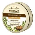 Green Pharmacy Gyógynövényes Testvaj Shea Vaj és Zöld Kávé