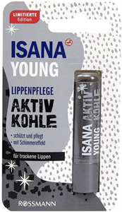 Isana Young Ajakápoló Aktív Szénnel