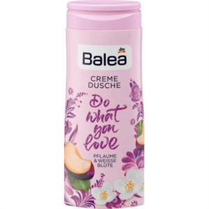 Balea Do What You Love Tusfürdő