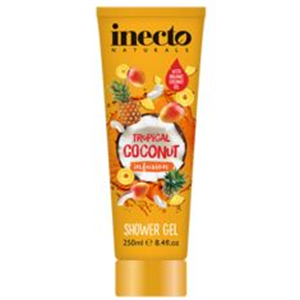 Inecto Naturals Tropical Coconut Infusion Tusfürdő