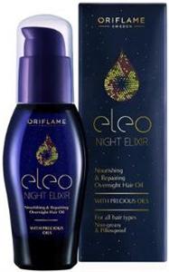 Oriflame Eleo Night Elixir Éjszakai Hajolaj
