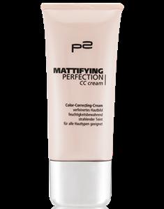 p2 Mattifying Perfection CC Cream