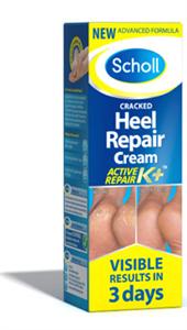 Scholl Cracked Heel Repair Cream