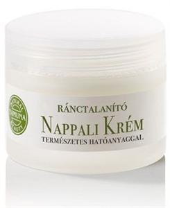 Yamuna Nappali Krém Növényi Botox Hatással