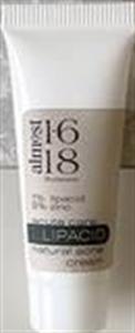 almost 1.618 1 % Lipacid, 5 % Zinc Natural Acne Cream
