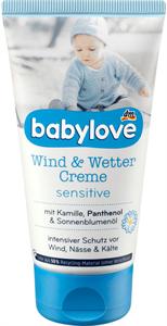 Babylove Wind und Wetter Creme Sensitive