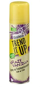 Balea Trend It Up Crazy Vanilla Szárazsampon