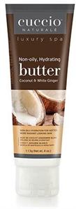 Cuccio Butter Coconut & White Ginger