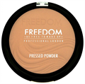 Freedom Makeup Pressed Powder Áttetsző Púder