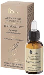 Ava Hyaluronsav Bőrhidratáló Ampulla
