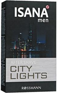 Isana Men City Lights After Shave