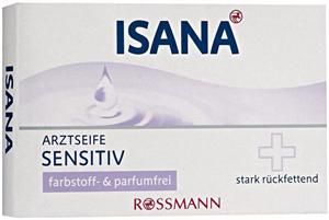 Isana Orvosi Szappan Érzékeny Bőrre