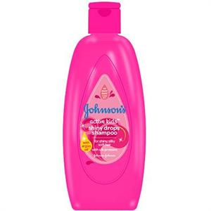 Johnson's Active Kids Shiny Drops Sampon