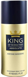 Antonio Banderas King of Seduction Absolute Deodorant Spray