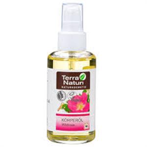 Terra Naturi Körper Öl Wildrose