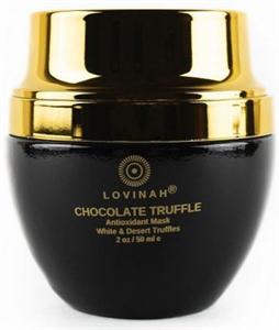 Lovinah Chocolate Truffle Collagen Mask