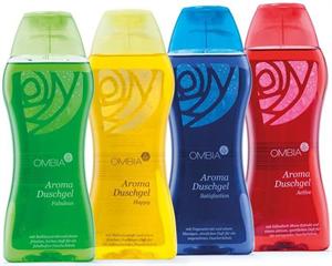 Ombia Free & Easy Aroma-Tusfürdő