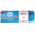 Oral-B Blend-A-Med Pro-Expert Sensitiv & Sanftes Weiss Fogkrém