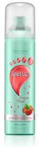 Oriflame Feet Up Summer Fresh Foot Spray