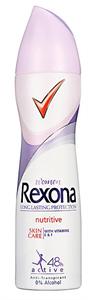 Rexona Nutritive Deo Spray