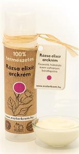 Eszterkrém Rózsa Elixír Arckrém