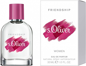 s.Oliver Friendship Pink Női EDT