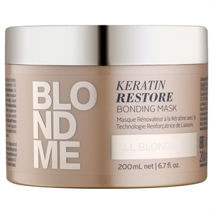 Schwarzkopf Professional Blondme Keratin Restore Bonding Mask