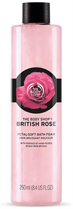 The Body Shop British Rose Habfürdő