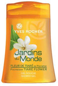Yves Rocher Jardin Du Monde Polinéz Tiaré Virág Tusfürdő